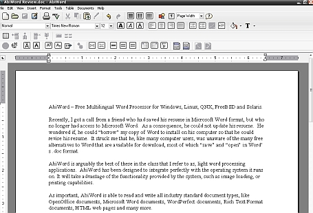 Another Word For Word Processing On Resume