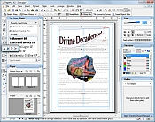 Bill Mullins, Serif PagePlus SE, free desktop publishing software, free graphic editor, free page designer, easy desktop publishing, freeware