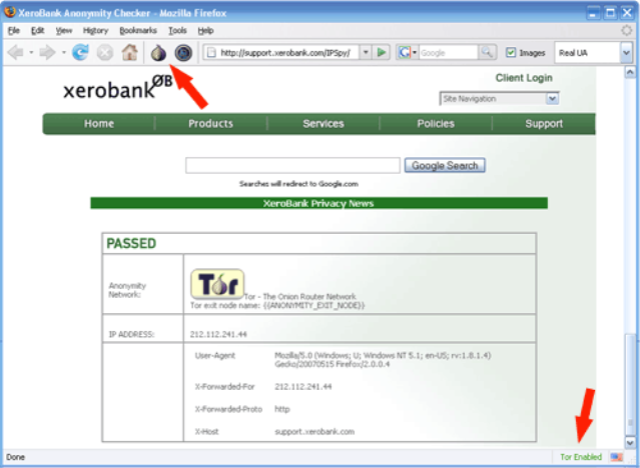 A second free utility is xerobank browser