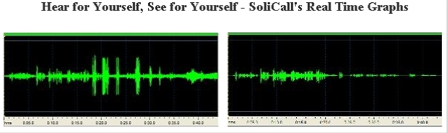 Reduce cell phone voip background noise free with solicall for How to reduce noise from windows