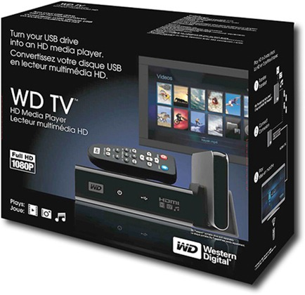 Western Digital TV