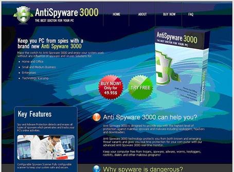 Antispyware 3000 - 4