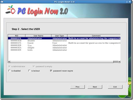 PC Login Now 2