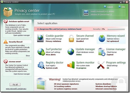 Privacy Center 2