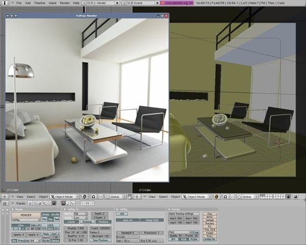 Blender 3d open source animation to the max bill - Programas para disenar casas gratis ...