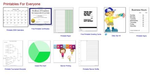 Free Printables 2