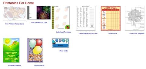Free Printables 3