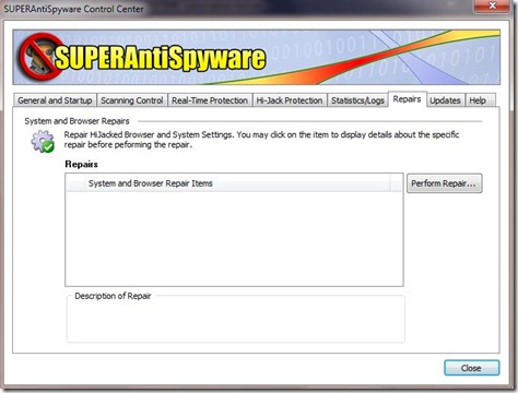 SuperAntispyware new 3