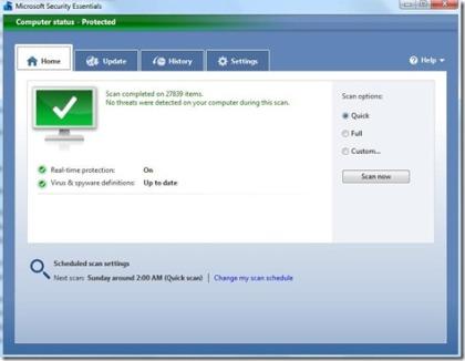 MS Security Essentials 3