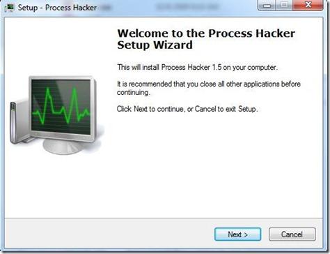 Process Hacker 1