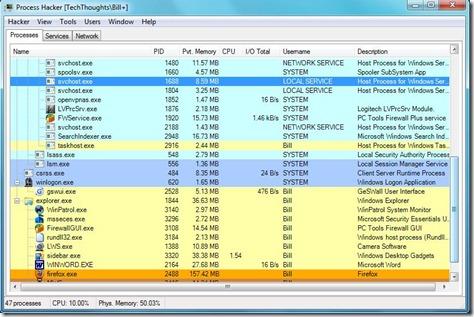 Process Hacker 3