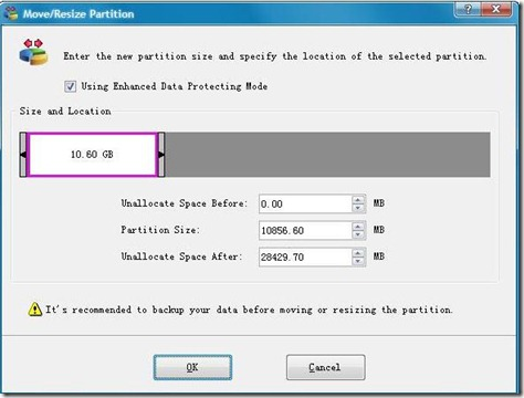how to partition the 3rd hard drive