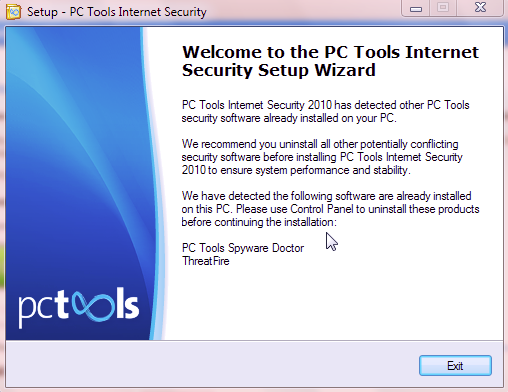 The Winners in the PC Tools Internet Security 2010 Free