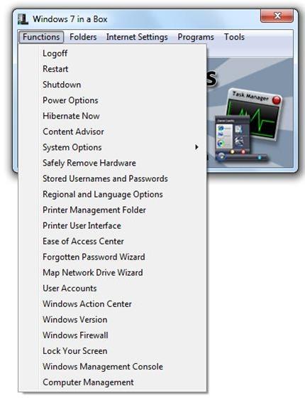 Windows 7 in a box 1