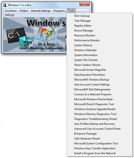 Windows 7 in a box 4