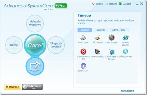 Advanced SystemCare 5