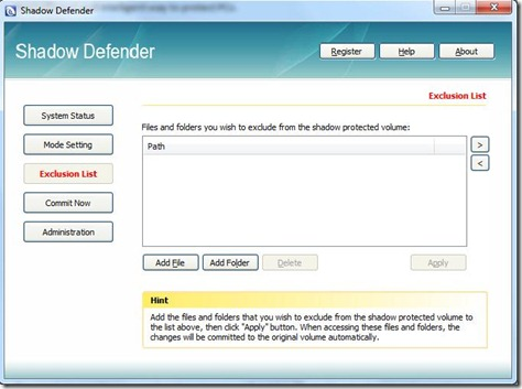 Shadow Defender 3