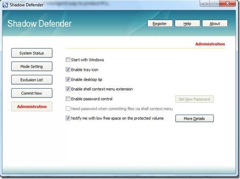 Shadow Defender 4