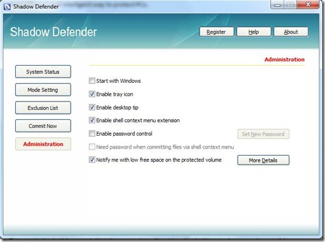 Shadow Defender 4