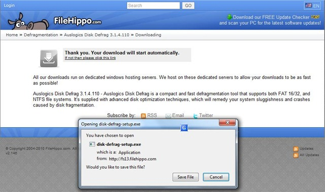 Free FileHippo Update Checker – A Very Cool Tool | Bill