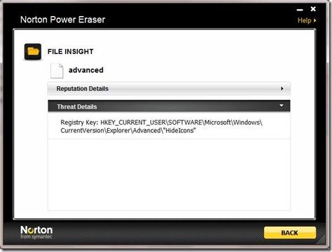 Norton Power Eraser 4