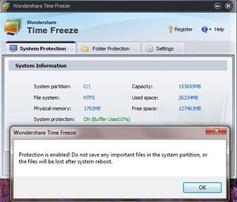 Timefreeze 1