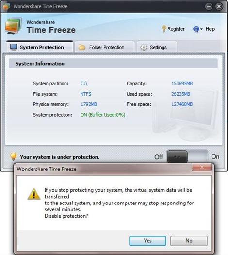 Timefreeze 3