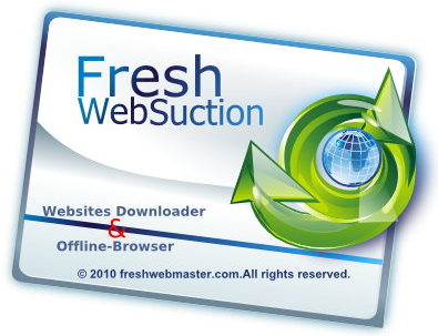 Fresh WebSuction – Free Offline Browser | Bill Mullins' Weblog