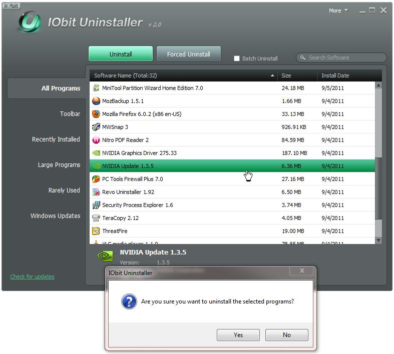 البرامج الكمبيوتر IObit Uninstaller 6.1.0.19 image51.png