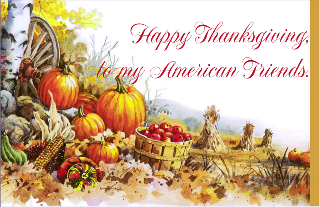 Happy Thanksgiving Yall >> Happy Thanksgiving Y All Bill Mullins Weblog Tech Thoughts