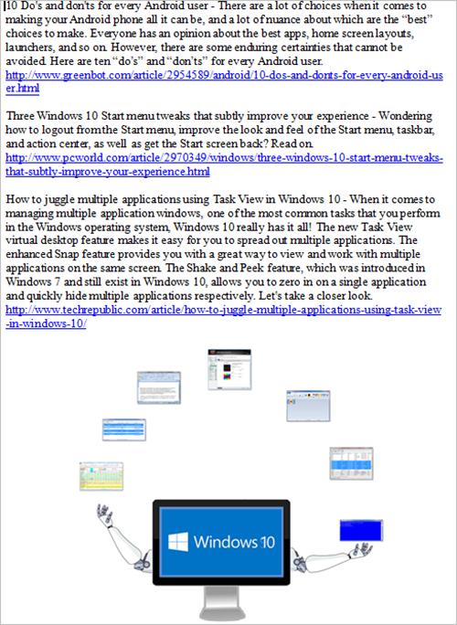 Bill Mullins | Bill Mullins' Weblog - Tech Thoughts | Page 21
